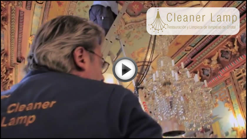 Video Corporativo Cleaner Lamp
